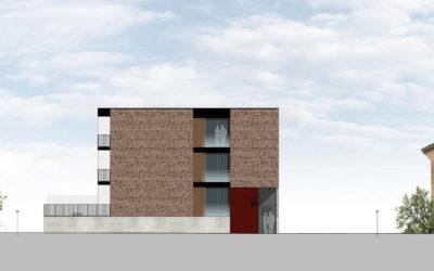 Baubewilligung MFH Freiestrasse
