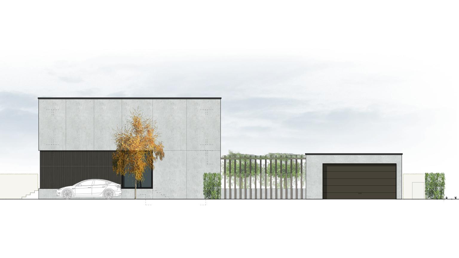 Einfamilienhaus am Bodensee